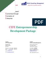 CEFE Brochure