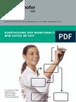 Fraunhofer IESE Studie BPM-Suites2014-Kurzfassung