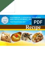 Fish Recipe Cards  7.11.2013