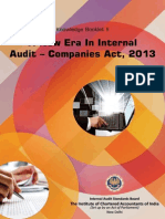 A new era in internal audit Companies act 2013.pdf