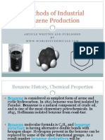 5 Method Sof Preparing Benzene