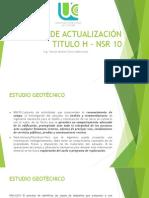 Seminario de Actualización Titulo h - NSR10