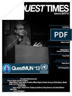 The Quest Times Issue II