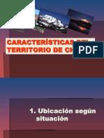 CarActeristicas GeneraLes Chile