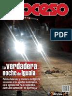 La Verdadera Noche de Iguala Revista PROCESO