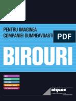 Catalog 2012 Birouri