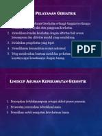 1. Tujuan Dan Lingkup Pelayanan Geriatrik (2)