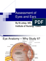04 - Assessment of Eyes & Ears