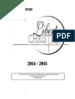 2014-2015 Handbook VPK Elementary