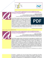 Boletín Centro del Estudios e Investigaciones Laborales CONICET Argentina