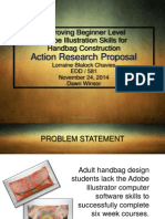 lorraine action research proposal