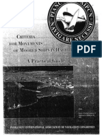 PIANC N°88 1995 Movments of Ships in Harbour