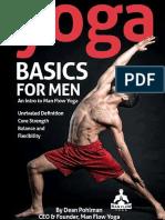 Yoga Basics for Men An Intro to Man Flow Yoga - Dean Pohlman, Pam Apostolou - Mantesh.pdf