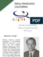 Inventarul de Personalitate California
