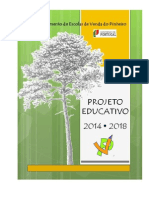 Projeto Educativo - Aevp 2014 15 de Dezembro de 2014
