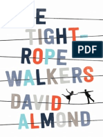 The Tightrope Walkers by David Almond Chapter Sampler