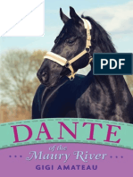 Dante of the Maury River by Gigi Amateau Chapter Sampler