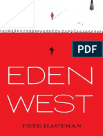 Eden West by Pete Hautman Chapter Sampler