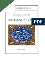 Giovanni Platania - Costellazioni e Miti