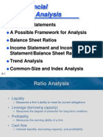 Lecture Finacial Ratio Analysis