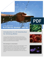 Introduction to UV Disinfection for Drinking Water European Focus