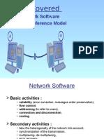 Network Software & OSI Model