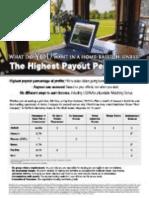 Payout Percentage Comparison En