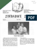 Delaney Shanda Robin 1986 Zimbabwe