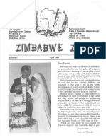 Delaney Shanda Robin 1987 Zimbabwe