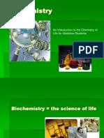Biochemistry Biomolecules