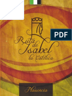Ruta de Isabel la Católica. Plasencia