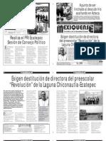 Diario El mexiquense 16 Diciembre 2014