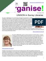 surrey libraries nov 2014