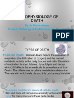 Pathophysiology of Death