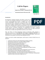 Systems Et Al. - 2013 - Call for Papers