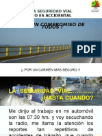 SEGURIDAD VIAL... ¿HASTACUANDO?    NETWORKVIAL-MEXICO
