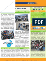 AIESEC in IUB Newsletter (January 2010)