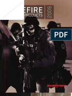 2009 Surefire Tactical Products Catalog