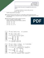 Electromagnetic 2 Examination Solution 2010