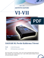 SAITEM Aktivite Raporu VI-VII