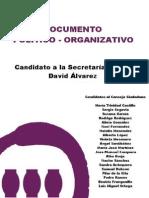 "Propuesta Político-Organizativa ""Podemos En Alcorcón"""