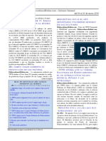 Hidrocarburos Bolivia Informe Semanal Del 04 Al 10 de Enero 2010