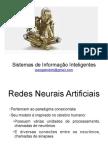Redes Neurais 2