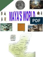 Mayas's World
