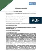 Ejemplo Ejercicio Caracterizacion TSI Nueva Esperanza