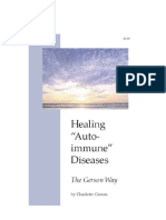 Charlotte Gerson - The Gerson Way - Healing Auto-Immune Diseases