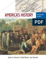 Americas.history.volume.1.to.1877.6th.edition