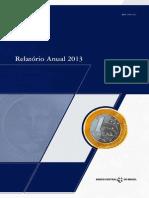 Relatório Anual Bacen 2013