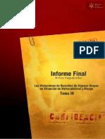 Archivo del Terror Informe Final de la Comisión de Verdad y Justicia Tomo III