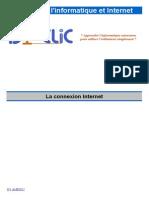 La connexion Internet